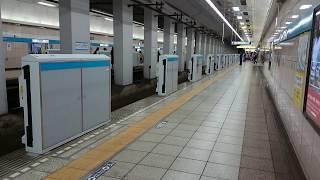 【使用開始6月上旬】東京メトロ東西線高田馬場駅にホームドア本体が設置されました
