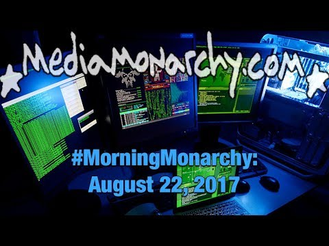 Eclipsing History & CovertBand on #MorningMonarchy: #August22, 2017