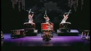 Dadadadan Tenko (Japanese drum group,Entertainment Taiko group)
