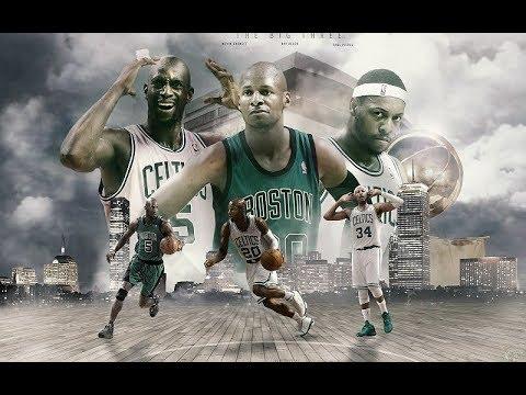 2008 Boston Celtics Mix - We Are The Champions