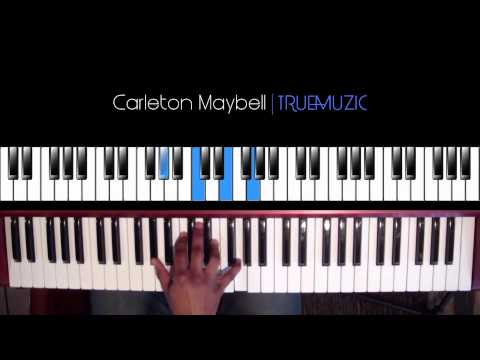 Jungle - Drake - Piano Tutorial