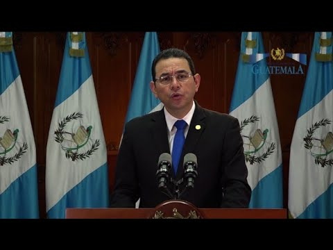 Guatemala faces crisis after president turns on UN man