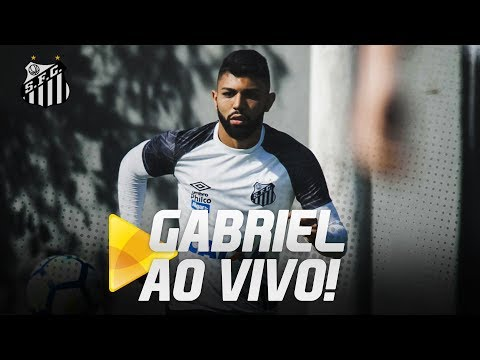 Gabriel | COLETIVA AO VIVO (24/07/18)