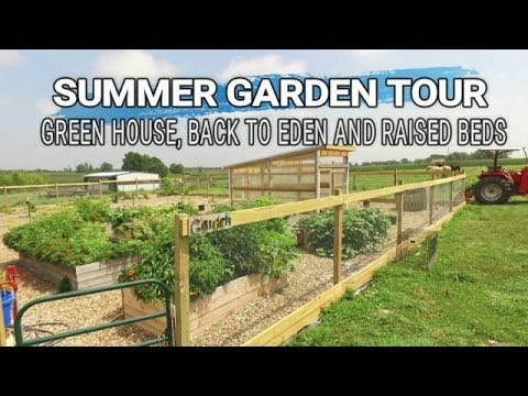 SUMMER GARDEN TOUR ~ THE GOOD AND THE BAD