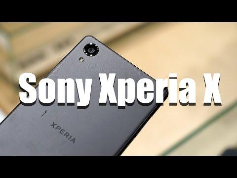 Sony Xperia X и Sony Xperia X Performance на MWC 2016