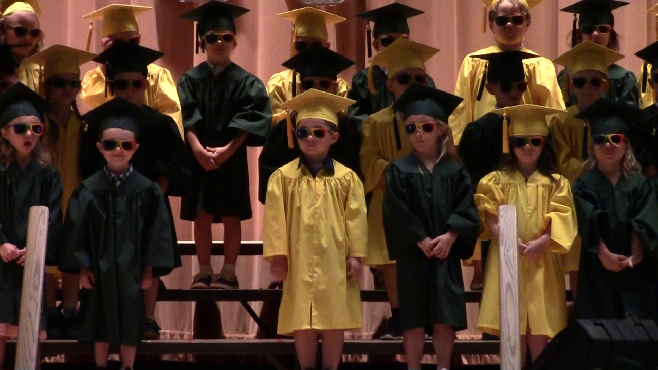 NAC Kindergarten Graduation  6-15-18