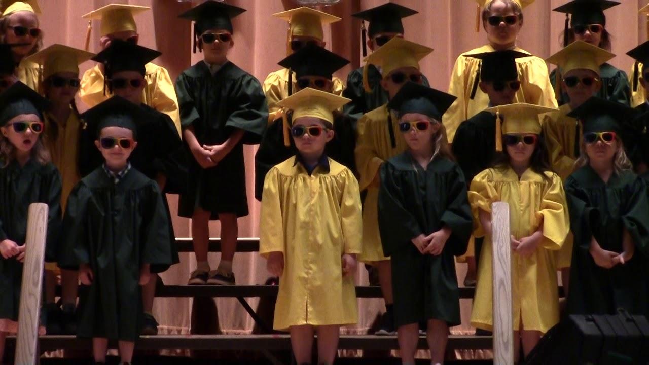 NAC Kindergarten Graduation  6-15-18