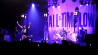 All Time Low - Damned If I Do Ya and Dear Maria @ Kerrang Tour 30 Jan 2010 O2 Academy Birmingham