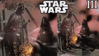 How Darth Vader Was Supposed To Create a Force Storm Instead of