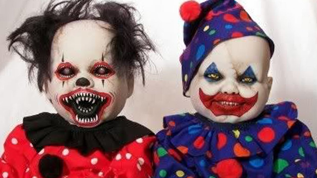 top 10 scariest clowns ever part 2 youtube