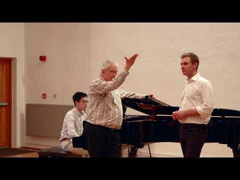 Mozart: Hai gia vinta la causa... | Le Nozze di Figaro • John Fisher Masterclass  • Snape Maltings