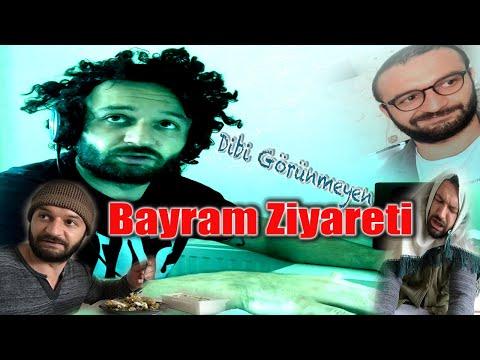 Dibi Görünmeyen Bayram Ziyareti / ( Aykut Elmas )