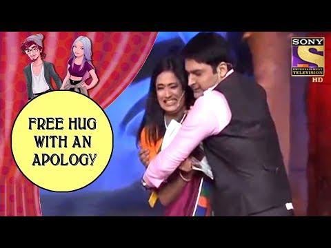 Kapil's Free Hug Teamed With An Apology - Jodi Kamaal Ki