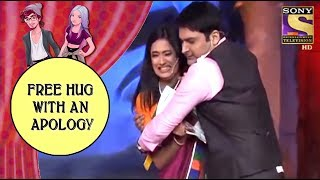 Kapil's Free Hug Teamed With An Apology - Jodi Kamaal Ki