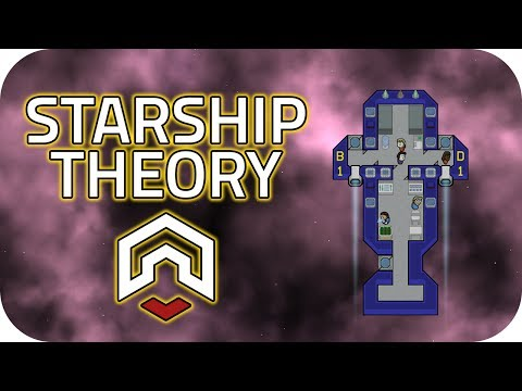 Starship Theory - 2. Science Station - Let's Play Starship Theory Gameplay