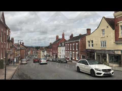 Ludlow In Shropshire 4K