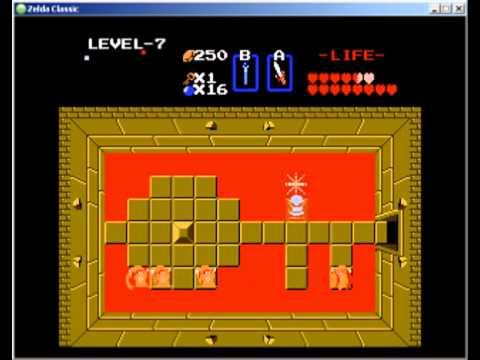 Zelda Classic - Legend of Zelda - 3rd Quest - 9 - The Rod And Magic Book