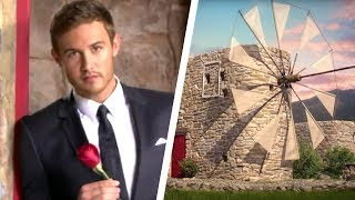 The Bachelor: Peter Weber's First Promo Is All About the Windmill (Exclusive)