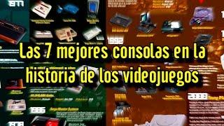 TOP: Las 7 mejores consolas en la historia de los videojuegos | DrossRotzank