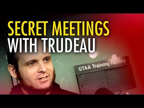 Omar Khadr's former brother-in-law reveals secret meeting with Trudeau