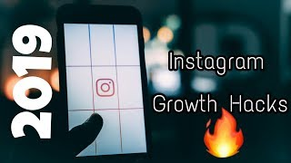 Instagram Organic Growth Hacks || 3 Ways To #Grow On #Instagram || How To Become An Influencer