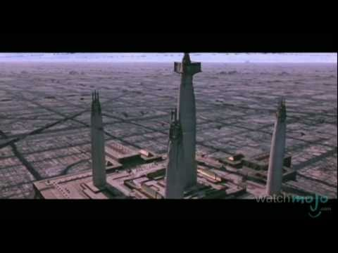 Top 10 Coolest Planets In Sci-Fi Movies Travel Video