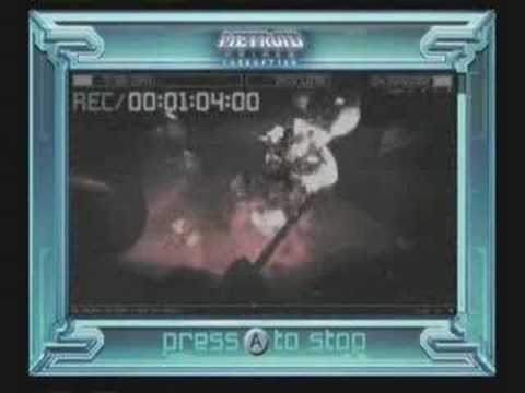 Metroid Prime 3 Wii Channels Preview set 4