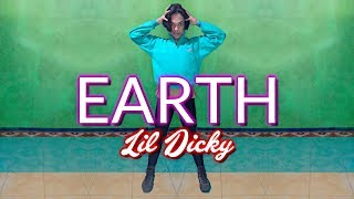 EARTH - Lil Dicky | ZD-EBI Choreography & UQN Dance Studio