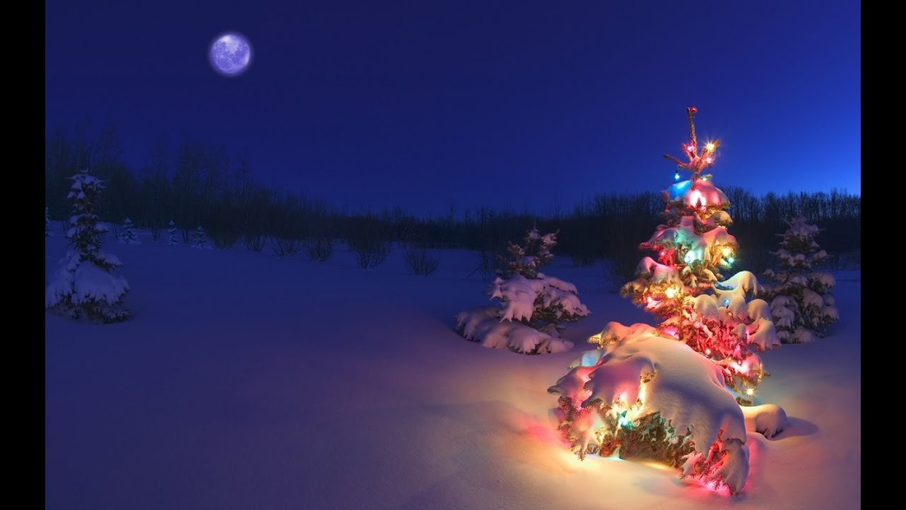 Snow On Christmas.Christmas Snow Hd