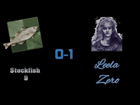 Stockfish chess vs Leela Zero 0-1