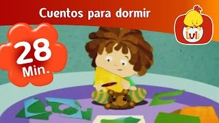 Cuentos para dormir - Capítulo especial de media hora  | Cartoon para Niños - Luli TV
