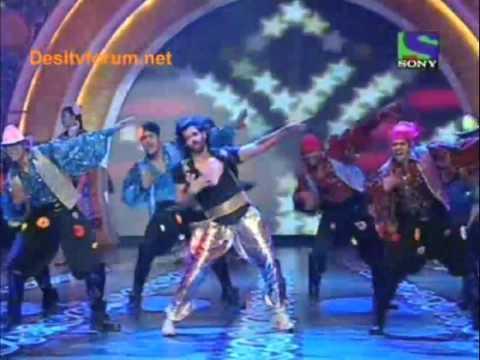*HD* HRITHIK ROSHAN 2009 LIVE PERFORMANCE - 12th Rajiv Gandhi Awards 2009