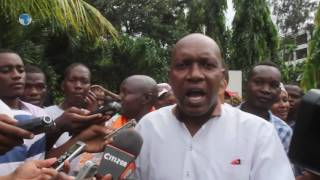 Mombasa Speaker, MCA and 15 others arrested in Cord demos