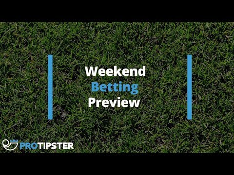 Football Betting Weekend Preview  Arsenal, Spurs, Atletico Madrid, Real Madrid, Roma, Lazio, Napoli,