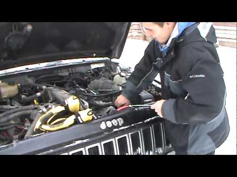 How To Change A Powersteering Hose Youtube