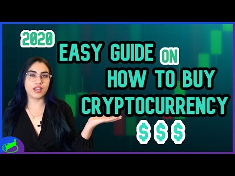 How To Buy Bitcoin And Other Cryptocurrencies In 2020