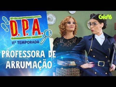 PROFESSORA DE ARRUMAÇÃO | D.P.A. | 11ª TEMP. | Mundo Gloob