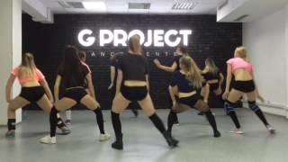 GP Project Dance Center Russian Twerk Dancer, Music by DJ Trendsetter Mark Holiday  part 2
