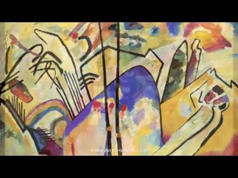 Famous Wassily Kandinsky Paintings