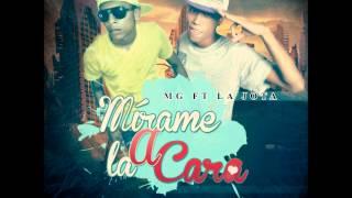 MG Ft La Jota - Mirame a la cara (prod by @esme593) salsa2013
