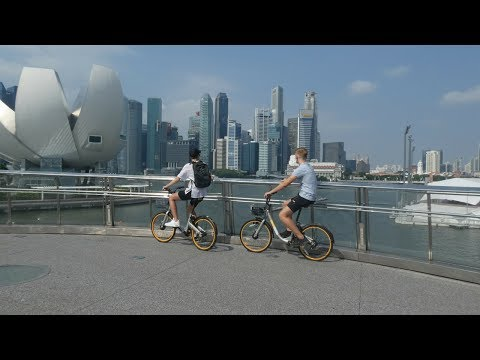SOMEONE STOLE MY BIKE!! Singapore