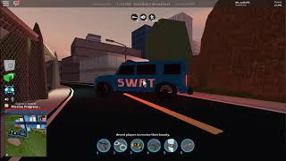 ¡TENGO EL SWAT! (Roblox Jailbreak Episodio 1)