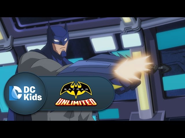 Training Exercises | Batman Unlimited | DC Kids