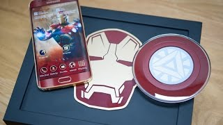 Tinhte.vn - Trên tay Galaxy S6 Edge Iron Man
