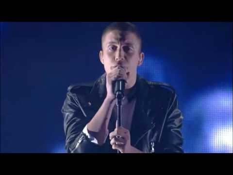 """Loïc Nottet -- """"Diamonds"""" live"""