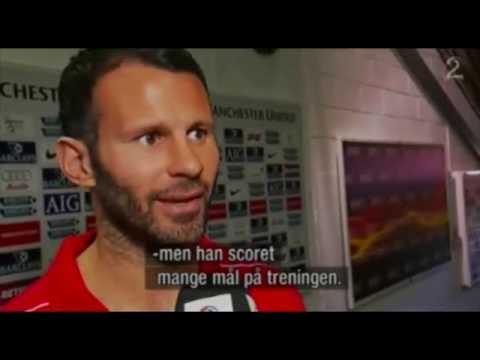 Ole Gunnar Solskjær - Kollegene om mannen, intervju og klipp fra karrieren