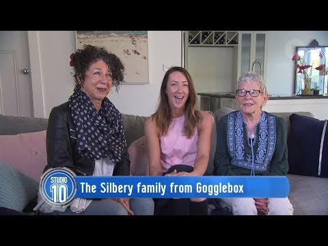 The Silbery Family Return To 'Gogglebox Australia' | Studio 10