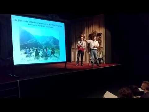 Open University / Ecocriticism / prof. Scott Slovic (Univeristy of Idaho)