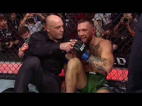 UFC 264: Conor McGregor Octagon Interview