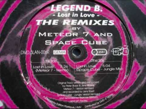 Legend B - Lost In Love (Space Cube - Jungle Mix)